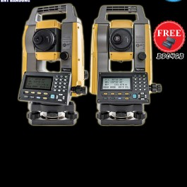 Total Station Topcon GM-52