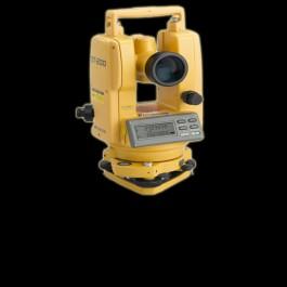 Digital Theodolite Topcon DT-205