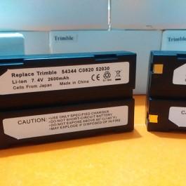 Baterai GPS Trimble 5700