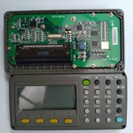 Display TS Topcon GTS Series