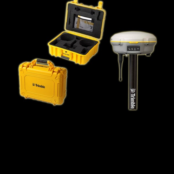 cover trimble r8s hitam